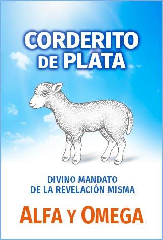 Alfa y Omega Corderito de Plata